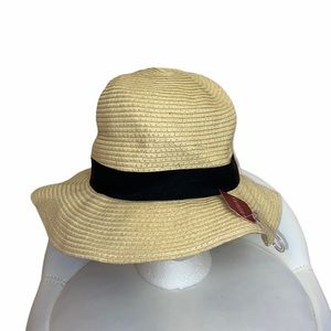 Merona Straw Like Summer Beach Hat